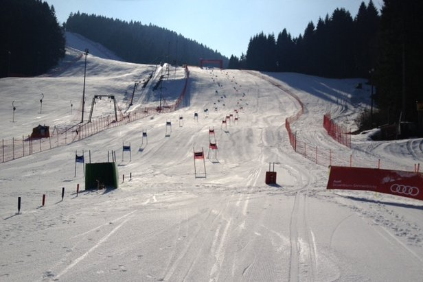 - ©Audi Skizentrum Sonnebichl