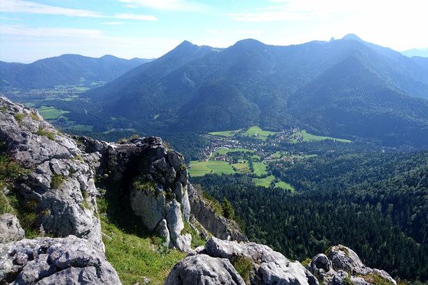 Kreuth wird Bergsteigerdorf - ©Gemeinde Kreuth