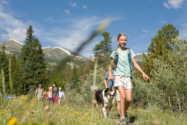If you're looking to explore beyond Breck, you'll find endless opportunities as you head out of town. - ©Breckenridge Resort