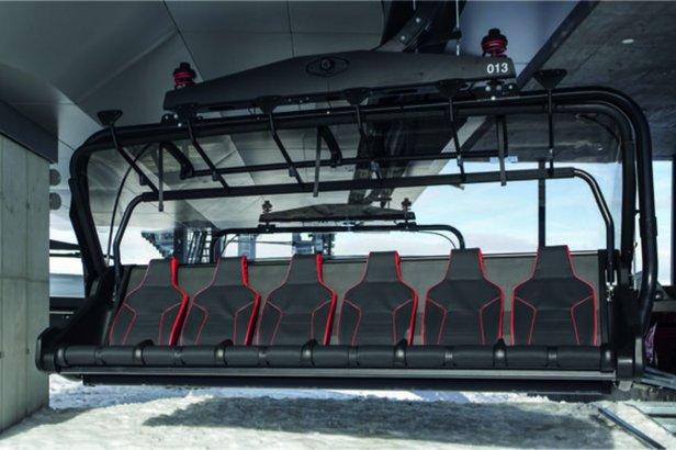 Premieren in Davos: Neuer 6-Sessellift und erstes Hard Rock Hotel in der Schweiz - ©Davos Klosters