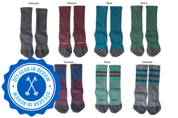 Injinji Hiker socks are available for purchase separately ($20). - ©Injinji