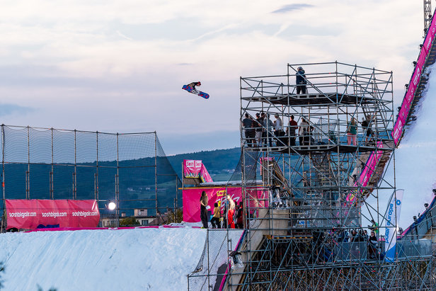 Sosh Big Air 2016 - ©David Malacrida Media