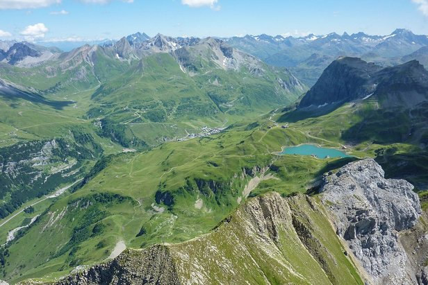 St. Anton am Arlberg im Sommer - ©pixabay.com © MartinStr (CC0 1.0)