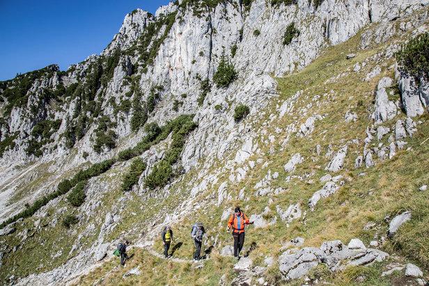 DAV-Bergunfallstatistik 2016: Historischer Tiefstand bei tödlichen Unfällen, aber viele Bergungen unverletzter Bergsportler - ©Bergleben.de