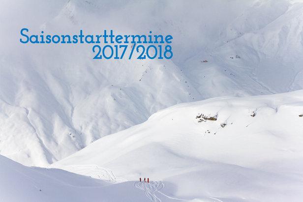 Wann startet die Skisaison 2017/2018? Die meisten Skigebiete haben ihre Starttermine bereits bekanntgegeben. - ©Skiinfo