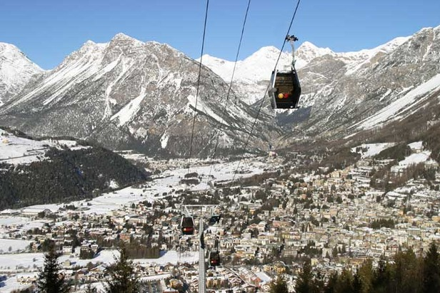 Bormio Village View