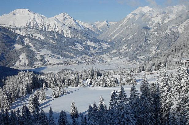 Ehrwald AUT scenic