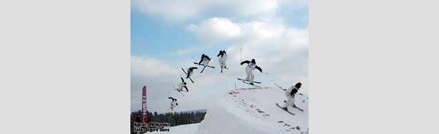Kongsberg snowstock Hunder 250