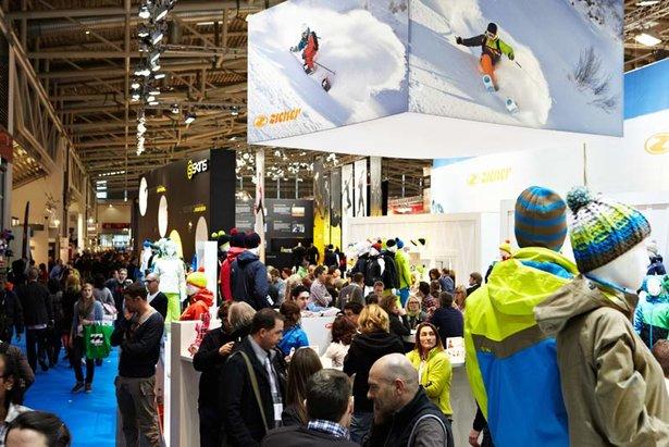 Nå kan du bytte skiutstyr - ©Messe München GmbH