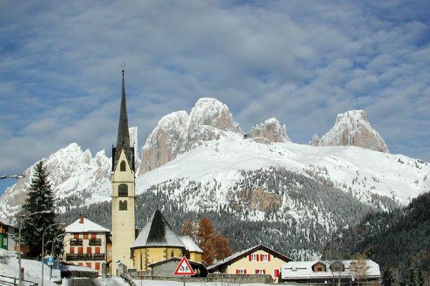 Alba ski resort, Italy