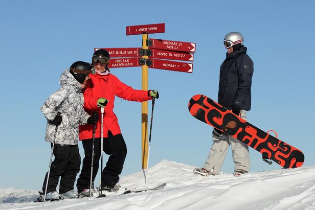 2013/14 ski resort opening dates - ©Skeikampen Resort