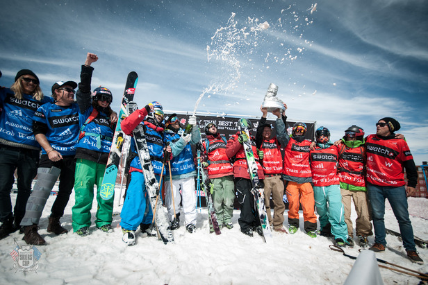Swatch Skiers Cup 2012  - ©Swatch Skiers Cup