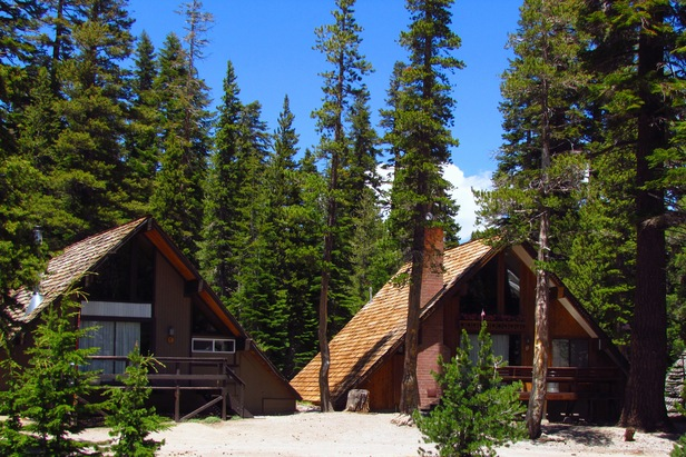 Mammoth Mountain Chalets - ©Mammoth Mountain Chalets