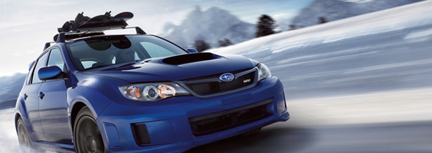 Winter Driving Guide - ©Subaru