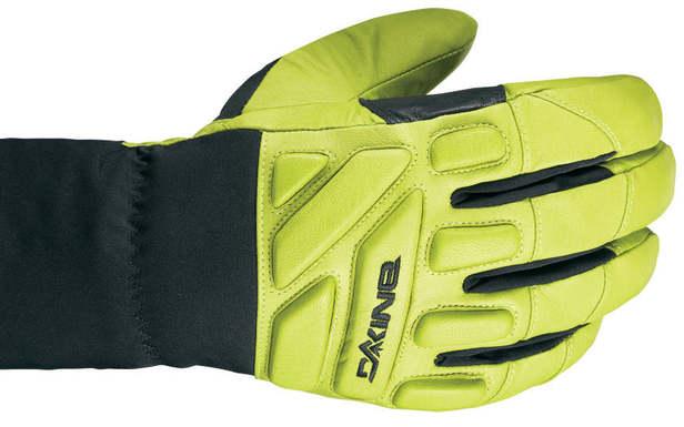 Les gants DAKINE - Commander Glove utilise la technologie GORE-TEX® - X-TRAFIT™ - ©GORE-TEX®