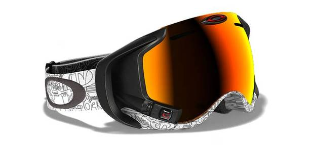 Oakley Airwave Headup Display - ©oakley.com