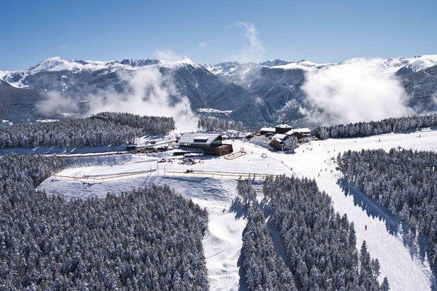 Andorre : La neige arrive avec plein de nouveautés - ©Vallnord