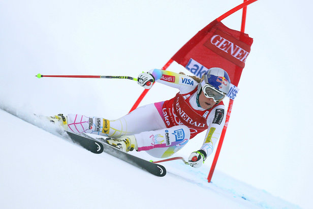 Lindsey Vonn Lake Louise - ©Head