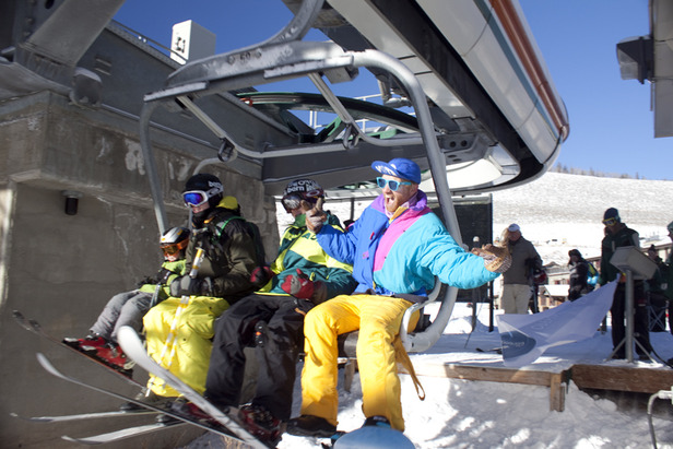 Opening day at Ski Granby Ranch. - ©Ski Granby Ranch