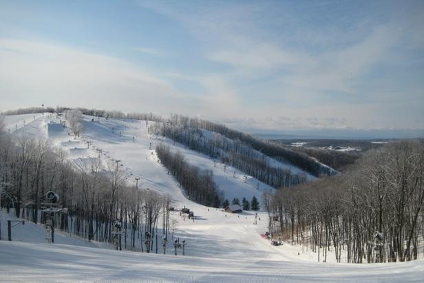 Nub's Nob Ski Area.