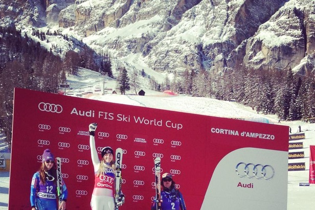 Cortina d'Ampezzo Ski World Cup - ©FIS Alpine World Cup Tour