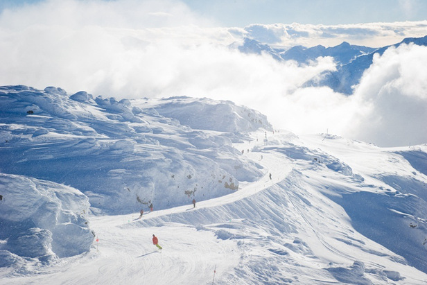 Whistler Blackcomb - ©Mike Crane