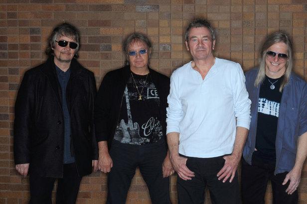 Deep Purple wird am 30. April 2013 in Ischgl auftreten - ©Ischgl Presse