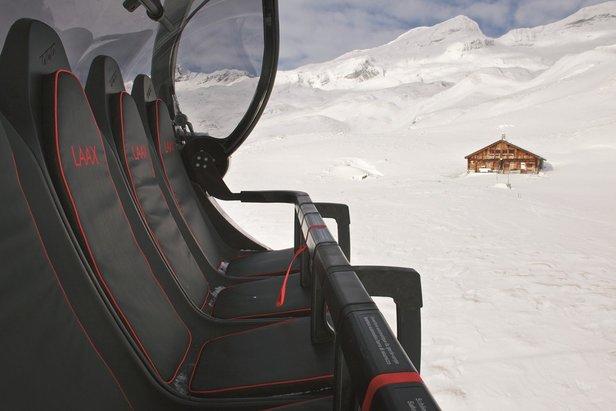 Futurystyczna 6-osobowa kanapa z designem od Porsche
