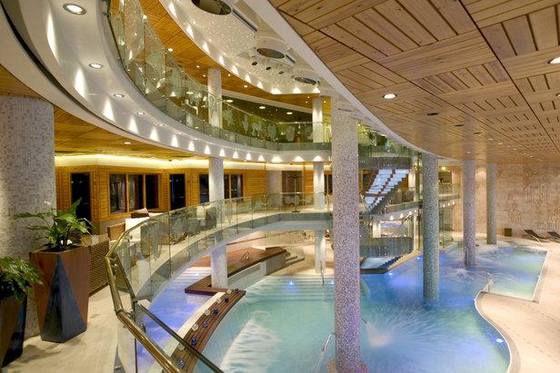Five-star Hotel Hermitage spa in Soldeu, Andorra - ©Sport Hotels Resort And Spa