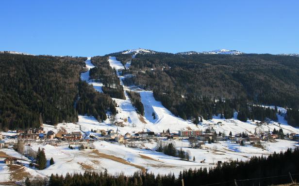 Domaine skiable de Monts-Jura