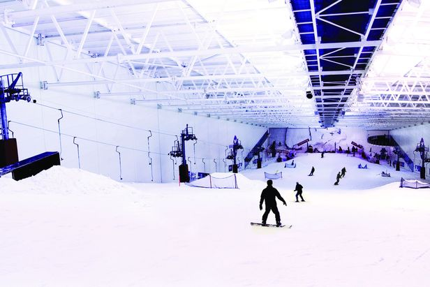Snow Factor Glasgow