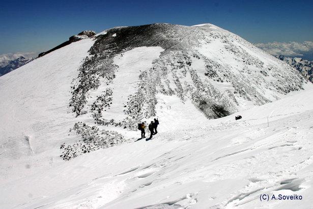 Ski Cheget Elbrus