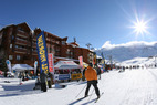 Val Thorens opens with Ski Force Winter Tour package