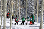 Deer Valley ski school - ©Deer Valley Resort
