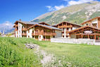 Les Balcons de Val Cenis Village - ©Centrale de réservation des Balcons