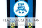 2015 Men's Frontside Editors' Choice Ski: Head i.Supershape Titan - ©Head