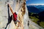 Klettern in Leutasch