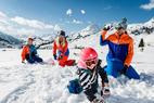 Bobby's Schneeabenteuer - Pauschalwochen in Obertauern - ©Obertauern
