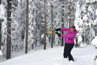 Lookout Pass Ski Area - The snow has been incredible all year at Lookout!  Had a blast yesterday with areal inches of new accumulation. More snow is coming, we will be back up tomorrow! - Lookout Pass Ski Area