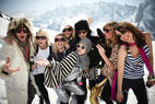 Springtime is festival time in Mayrhofen