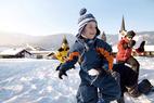 Bunter Schnee und Wärmestuben für die Kleinen: Die kinderfreundlichsten Skigebiete