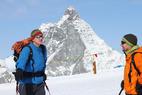 Offpiste i Zermatt - ©Skiinfo.de/Sebastian Lindemeyer