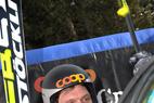 Ski Cross: Michael Schmid sichert sich vorzeitig Gesamtweltcup - ©Patric Mani