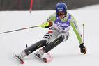 Ski WM 2011: Grange holt Slalom-Gold, Byggmark überrascht, Neureuther ausgeschieden - ©Audi