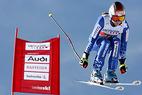Vonn auch im zweiten Training mit Bestzeit - ©Swiss-Ski