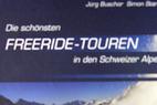 Die schönsten Freeride-Touren in den Schweizer Alpen - ©At-Verlag