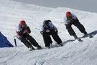 Sichtungstraining für das ASV Ski Cross Team - ©Rapp