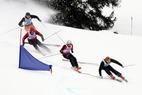 Schweizer Ski Cross Serie geht mit Nightrace in Davos weiter - © www.PaulFoto.de