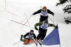 Ski Crosser gehen in Pfronten an den Start - © www.PaulFoto.de