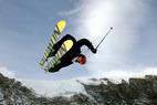 Im Gletscherdorf wird Sportgeschichte geschrieben - ©Andy Mettler